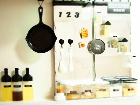 キッチンの整理整頓で家事をもっと効率的に!
